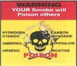 Suriname 2014 ETS general - poison others (back)