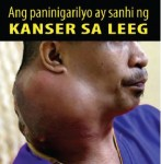 Philippines 2014 Health Effects other - neck cancer, lived experience (Filipino)