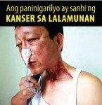 Philippines 2014 Health Effects other - throat cancer2, lived experience (Filipino)