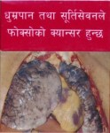 Nepal 2014 Health Effects Lung - diseased organ, lung cancer