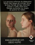 Uruguay 2013 Health Effects Other - cancer, targets women, mirror, clever back