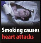 EU 2016 Health Effects heart - heart attack, death