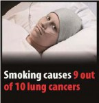 EU 2016-Set 2-Health Effects lung - lung cancer, lived experience
