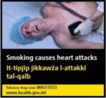 Malta 2016 Health Effects heart - heart attack -set 3