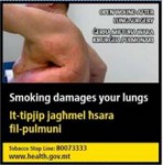 Malta 2016 Health Effects lung - wound -set 2