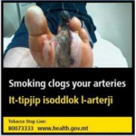 Malta 2016 Health Effects vascular - arteries, gangrene foot, gross