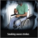 Mauritius 2009 Health Effects Stroke - causes stroke, handicapped man_EN
