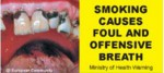NZ 2008 Health Effects mouth - diseased organ, gross, bad breath_front