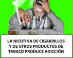 Panama 2016 Addiction - Multiple cigarettes