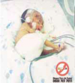 Aussie 2002  ETS baby - lived experience, baby, targets parents & pregnant women