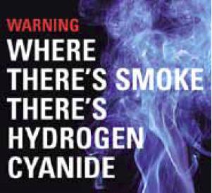 Aussie 2002 Constituents - hydrogen cyanide