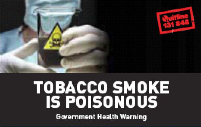 Aussie 2002 Constituents - smoke, toxic
