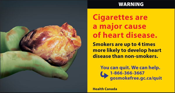 Canada 2012  Health Effects heart - diseased organ, heart disease - eng