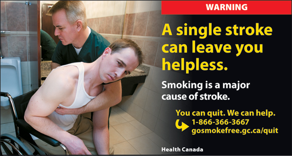 Canada 2012  Health Effects stroke - lived experience - cigars eng