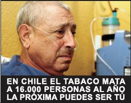 Chile 2008 Health Effects Death - statistic, lived experience