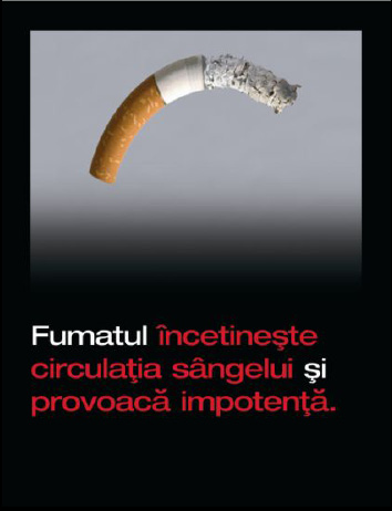 Romania 2008 Health Effects sex - impotence, clever, Romanian
