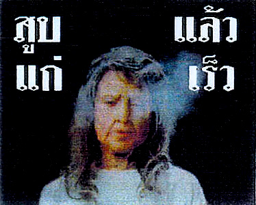 Thailand 2005 Health Effects other - accelerates old age, lived experience