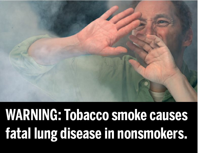USA 2010 ETS general - second hand smoke, lung disease