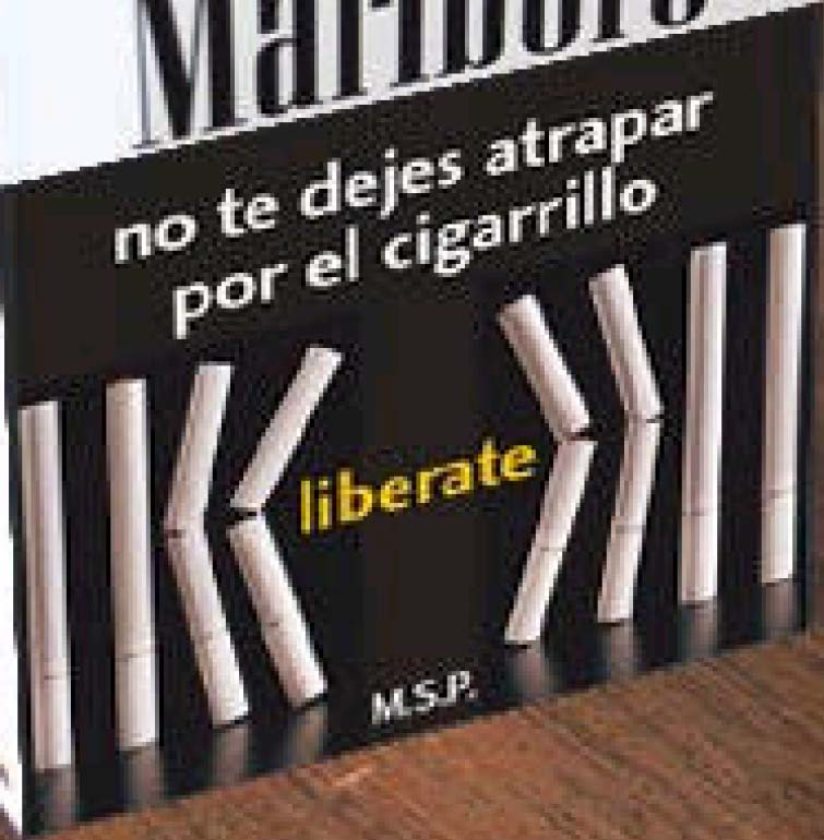 Uruguay 2005 Quitting - liberation, clever