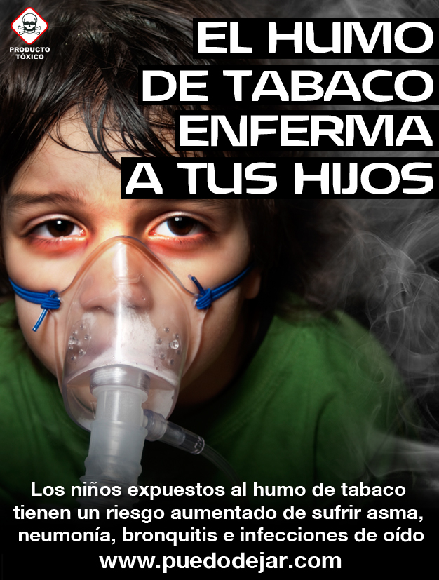 Uruguay 2012 ETS Child - lived experience, increased health risks